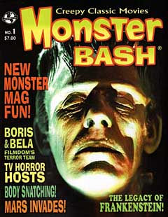 MONSTER BASH #1