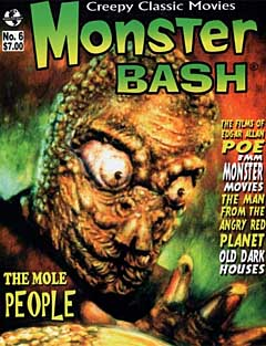 MONSTER BASH #6