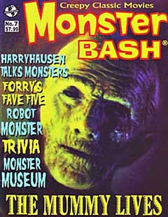MONSTER BASH #7