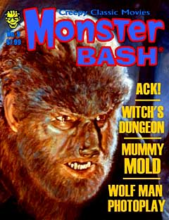 MONSTER BASH #9
