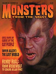 MONSTERS FROM THE VAULT #25