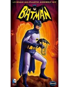 メビウスモデル 1/8 バットマン クラシックTVシリーズ バットマン 組み立て式プラモデル パッケージ傷み特価