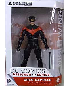 DC COLLECTIBLES DC COMICS DESIGNER SERIES GREG CAPULLO NIGHTWING