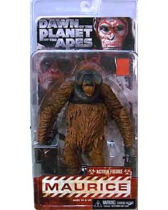 NECA DAWN OF THE PLANET OF THE APES 7インチアクションフィギュア シリーズ1 MAURICE