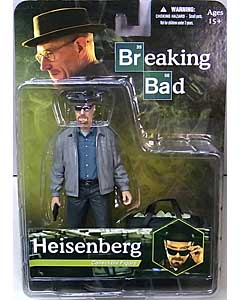 MEZCO BREAKING BAD 6インチアクションフィギュア HEISENBERG [GREY JACKET]