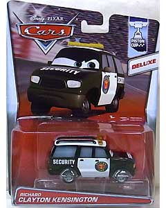 MATTEL CARS 2015 DELUXE RICHARD CLAYTON KENSINGTON