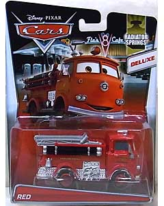 MATTEL CARS 2015 DELUXE RED