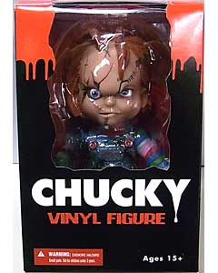 MEZCO CHILD'S PLAY CHUCKY STYLIZED ROTO FIGURE