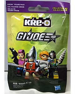 HASBRO KRE-O G.I.JOE 50TH ANNIVERSARY 1PACK