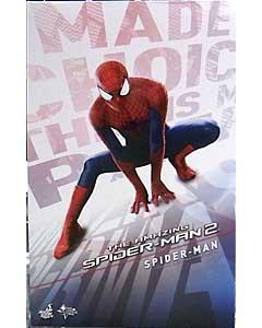HOT TOYS MOVIE MASTERPIECE 1/6スケール 映画版 THE AMAZING SPIDER-MAN 2 SPIDER-MAN