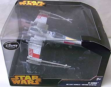 STAR WARS USAディズニーストア限定 DIE CAST VEHICLE X-WING