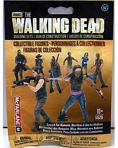McFARLANE TOYS THE WALKING DEAD TV USA TOYSRUS限定 BUILDING SETS BLIND BAG [WALKER] 1 PACK