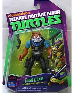 PLAYMATES NICKELODEON TEENAGE MUTANT NINJA TURTLES ベーシックフィギュア TIGER CLAW