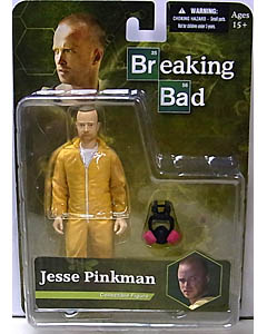 MEZCO BREAKING BAD 6インチアクションフィギュア JESSE PINKMAN [YELLOW HAZMAT SUIT]
