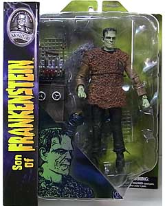 DIAMOND SELECT UNIVERSAL MONSTERS SELECT SON OF FRANKENSTEIN FRANKENSTEIN