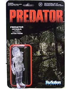FUNKO x SUPER 7 REACTION FIGURES 3.75インチアクションフィギュア PREDATOR PREDATOR [INVISIBLE]