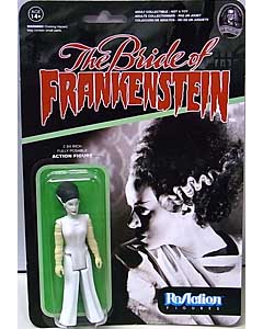 FUNKO x SUPER 7 REACTION FIGURES 3.75インチアクションフィギュア THE BRIDE OF FRANKENSTEIN BRIDE