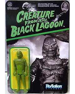 FUNKO x SUPER 7 REACTION FIGURES 3.75インチアクションフィギュア CREATURE FROM THE BLACK LAGOON CREATURE