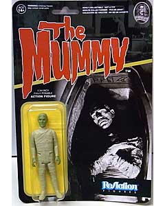 FUNKO x SUPER 7 REACTION FIGURES 3.75インチアクションフィギュア THE MUMMY THE MUMMY
