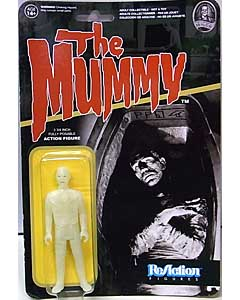 FUNKO x SUPER 7 REACTION FIGURES 3.75インチアクションフィギュア THE MUMMY THE MUMMY [CHASE GLOW IN THE DARK]