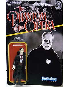 FUNKO x SUPER 7 REACTION FIGURES 3.75インチアクションフィギュア THE PHANTOM OF THE OPERA THE PHANTOM