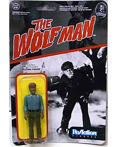 FUNKO x SUPER 7 REACTION FIGURES 3.75インチアクションフィギュア THE WOLF MAN THE WOLF MAN