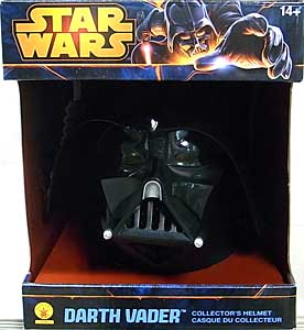 RUBIE'S STAR WARS DARTH VADER COLLECTOR'S HELMET