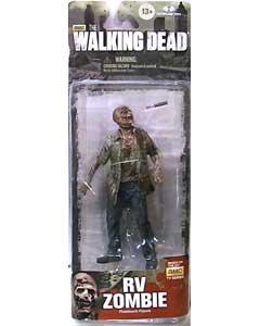 McFARLANE TOYS THE WALKING DEAD TV 5インチアクションフィギュア WALGREENS限定 RV ZOMBIE