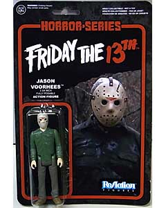 FUNKO x SUPER 7 REACTION FIGURES 3.75インチアクションフィギュア FRIDAY THE 13TH JASON VOORHEES