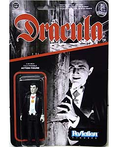 FUNKO x SUPER 7 REACTION FIGURES 3.75インチアクションフィギュア DRACULA DRACULA