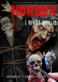 HORROR & MONSTER MODELLER