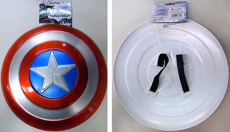DISGUISE 映画版 CAPTAIN AMERICA: THE WINTER SOLDIER CAPTAIN AMERICA SHIELD