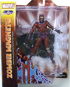 DIAMOND SELECT MARVEL SELECT ZOMBIE MAGNETO