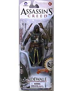 McFARLANE ASSASSIN'S CREED 6インチアクションフィギュア SERIES 2 ASSASSIN'S CREED IV BLACK FLAG FREEDOM CRY ADEWALE