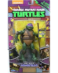 PLAYMATES TEENAGE MUTANT NINJA TURTLES CLASSIC COLLECTION 6インチアクションフィギュア 1990 MOVIE DONATELLO