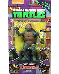 PLAYMATES TEENAGE MUTANT NINJA TURTLES CLASSIC COLLECTION 6インチアクションフィギュア 1990 MOVIE RAPHAEL