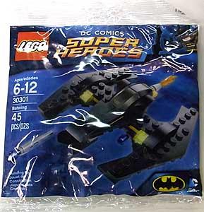 LEGO DC COMICS SUPER HEROES BATMAN BATWING