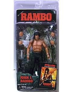 NECA RAMBO 7インチアクションフィギュア RAMBO II JOHN J. RAMBO