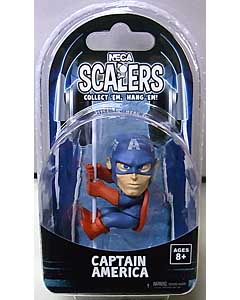 NECA SCALERS SERIES 3 CAPTAIN AMERICA