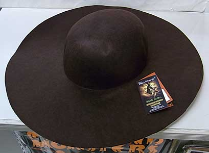 TRICK OR TREAT STUDIOS コスチューム JEEPERS CREEPERS THE CREEPER DX HAT