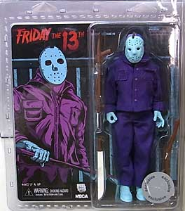 NECA USA TOYSRUS限定 FRIDAY THE 13TH 8インチドール CLASSIC VIDEO GAME APPEARANCE JASON VOORHEES ワケアリ特価