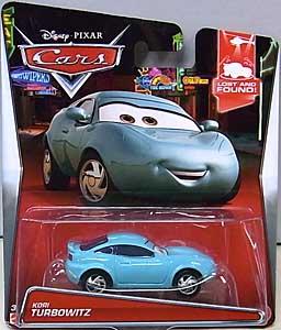 MATTEL CARS 2015 シングル KORI TURBOWITZ