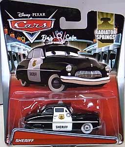 MATTEL CARS 2015 シングル SHERIFF