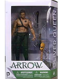 DC COLLECTIBLES ARROW OLIVER QUEEN WITH TOTEM