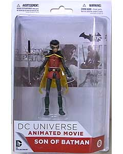 DC COLLECTIBLES DC UNIVERSE ANIMATED MOVIE SON OF BATMAN ROBIN