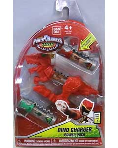 USA BANDAI POWER RANGERS DINO CHARGE DINO CHARGER POWER PACK