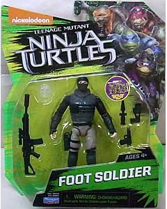 PLAYMATES 映画版 NINJA TURTLES ベーシックフィギュア FOOT SOLDIER