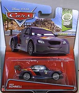 MATTEL CARS 2015 シングル MAX SCHNELL