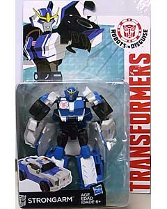 HASBRO アニメ版 TRANSFORMERS ROBOTS IN DISGUISE DELUXE CLASS STRONGARM