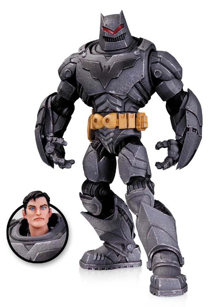 DC COLLECTIBLES DC COMICS DESIGNER SERIES GREG CAPULLO DELUXE THRASHER SUIT BATMAN